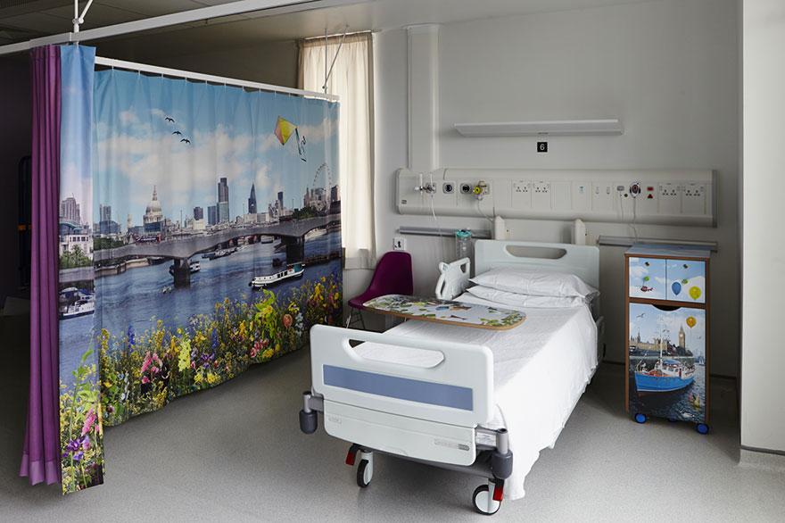 hospital infantil de Londres 18