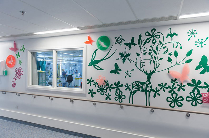 hospital infantil de Londres 19