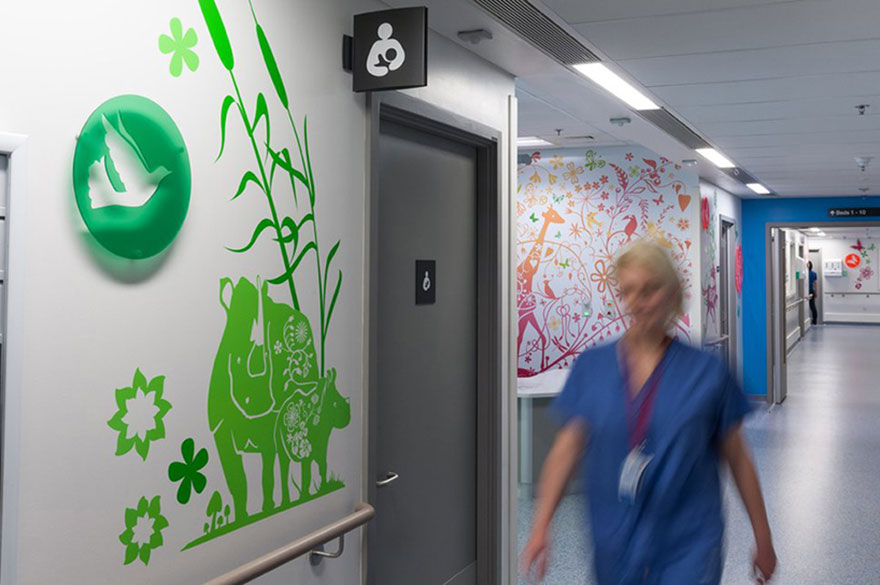 hospital infantil de Londres 20