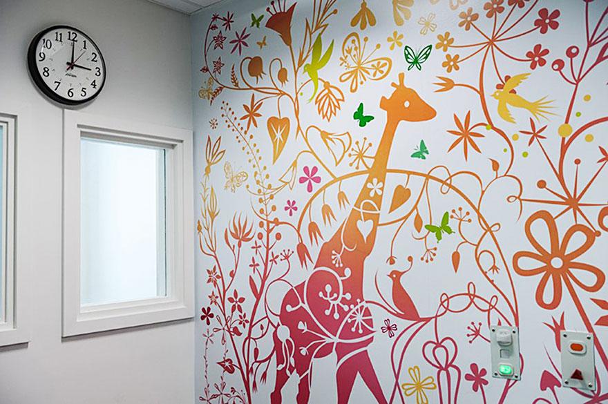 hospital infantil de Londres 21