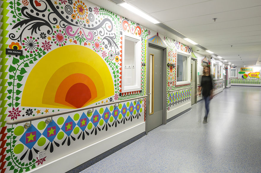 hospital infantil de Londres 3