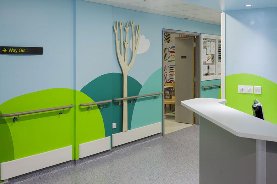 hospital infantil de Londres 6