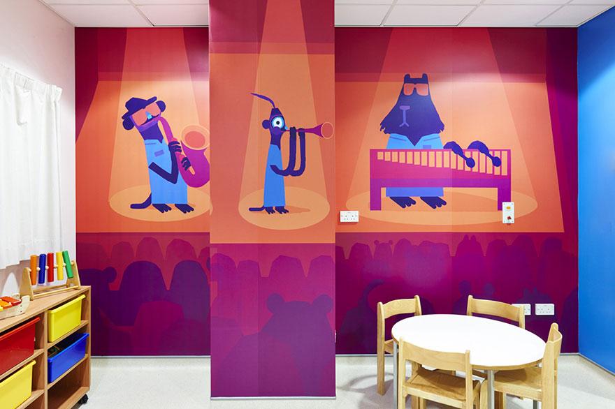 hospital infantil de Londres 8