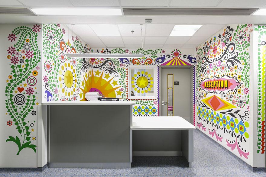 hospital infantil de Londres
