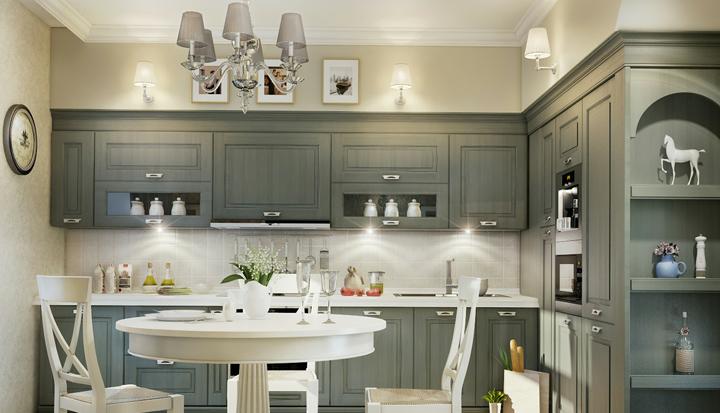 Ideas para renovar la cocina con poco dinero - Tiradores de puertas de cocina ...