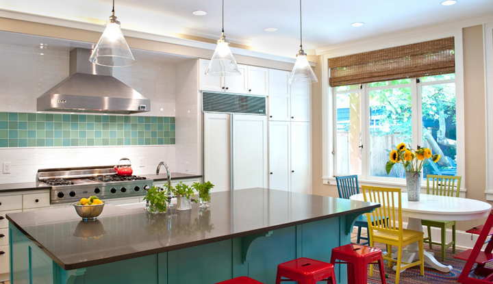 ideas para renovar la cocina con poco dinero