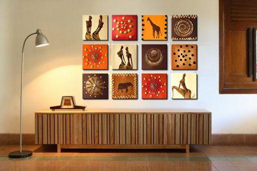 Fotos de salones de estilo tnico - Estilo etnico decoracion ...