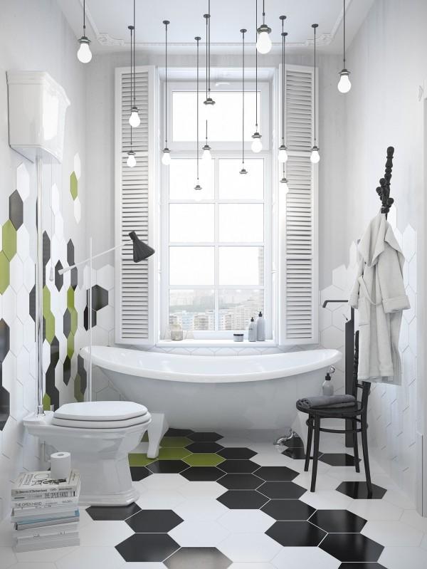 bano nordico32. Black Bedroom Furniture Sets. Home Design Ideas