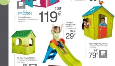 Decorablog revista de decoraci n - Casitas de jardin para ninos carrefour ...