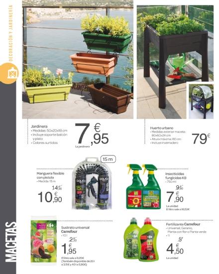 Carrefour coleccion jardin38 - Carrefour jardin y hogar ...