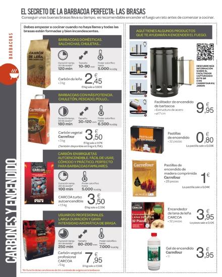 Iluminacion Baño Carrefour:Carrefour: catálogo terraza y jardín 2015 (46/52)