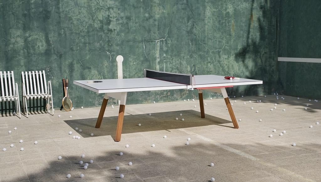 Mesa de comedor y ping-pong