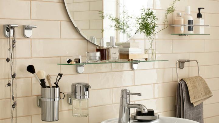 Adornar Baño Pequeno:Cómo organizar y decorar un baño