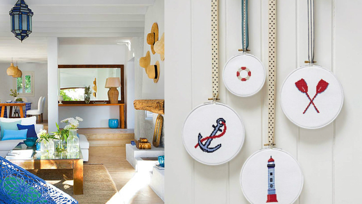 Baño Estilo Marinero:Interiorismo Archives – Decorablog – Decoración, muebles e