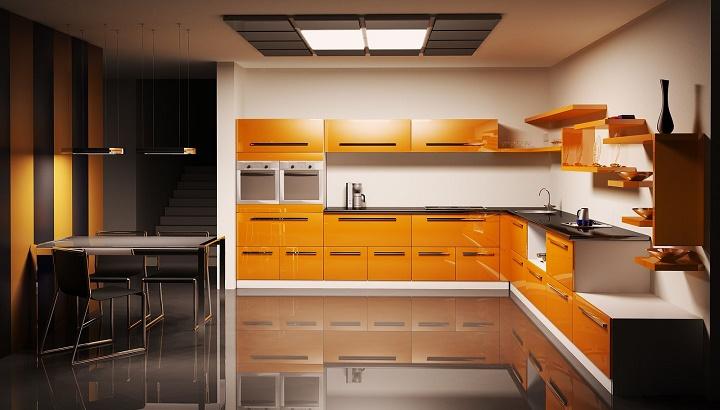 cocina naranja 2