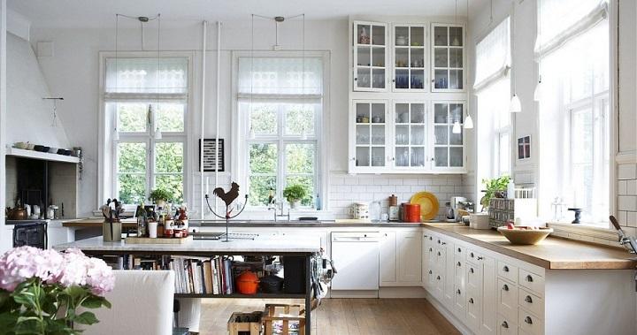 cocina nordica foto
