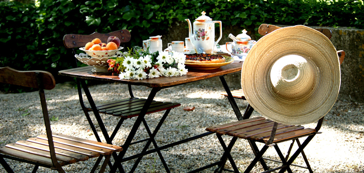 decoracion country para exteriores
