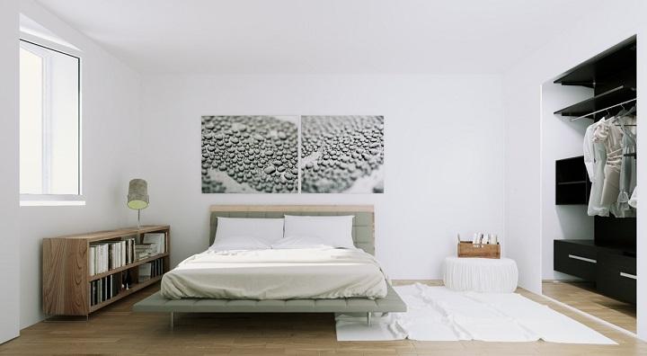 C mo renovar el dormitorio por poco dinero for Renovar tu casa con poco dinero