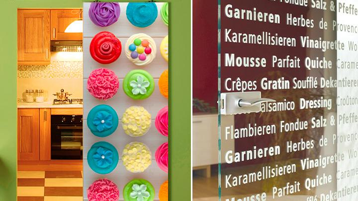 Decorablog revista de decoraci n - Cristales para puertas de salon ...