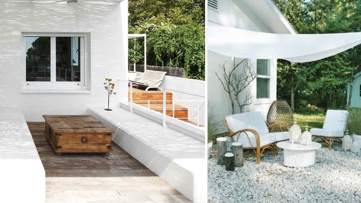 terrazas blancas