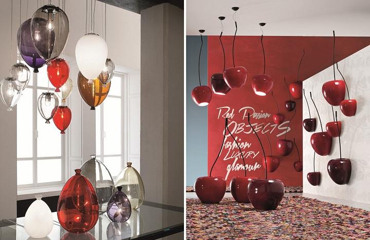 Colecciones Balloon y Cherry