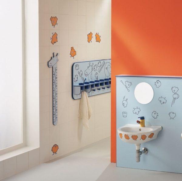 Baño Para Jardin Infantil:bano infantil22