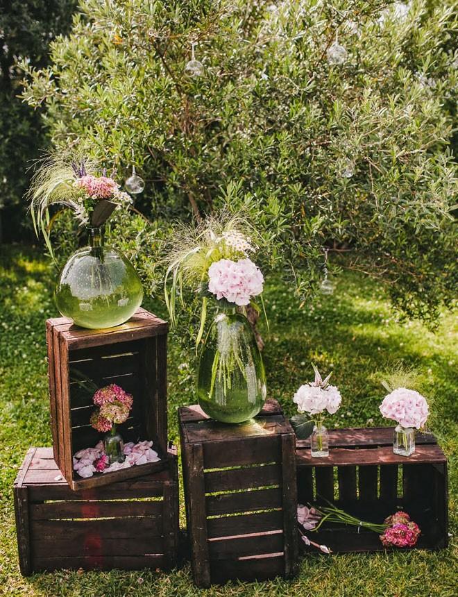 Bodas rurales14 for Decoracion jardin rural