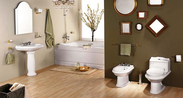 Limpiar Baño Amarillo:Cómo renovar el baño sin hacer obras