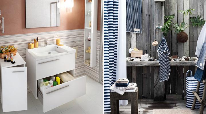 Decorar El Baño Sin Obras:Cómo renovar el baño sin hacer obras