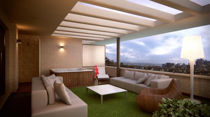 Consejos de expertos para una terraza perfecta - Decorar terrazas aticos ...