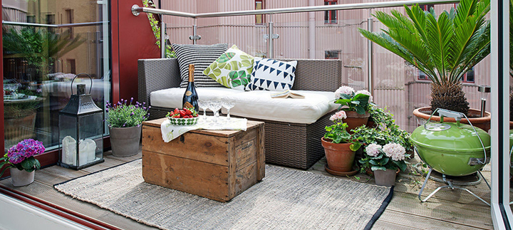Consejos de expertos para una terraza perfecta - Como decorar una terraza grande ...