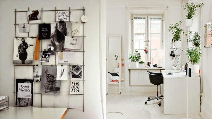C mo decorar un despacho para favorecer la concentraci n - Despachos en casa decoracion ...
