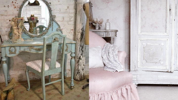 Decoraci n estilo french country - Decoracion francesa provenzal ...