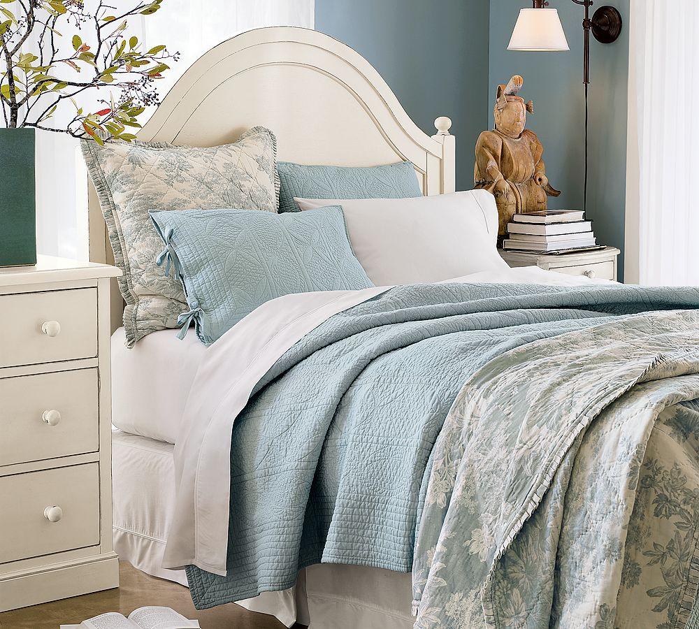 Dormitorio azul13 - Colores azules para habitaciones ...