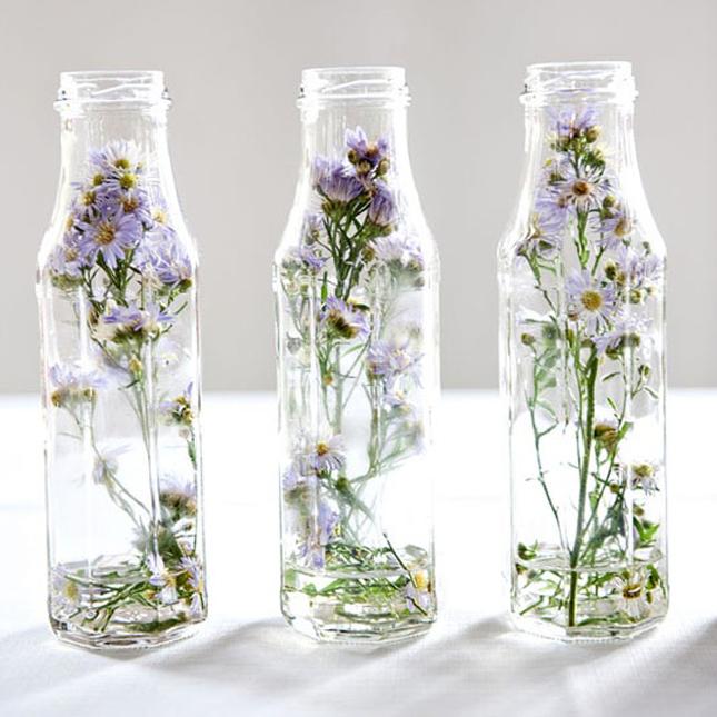 Ideas faciles y baratas para decorar con flores1 - Ideas sencillas para decorar ...