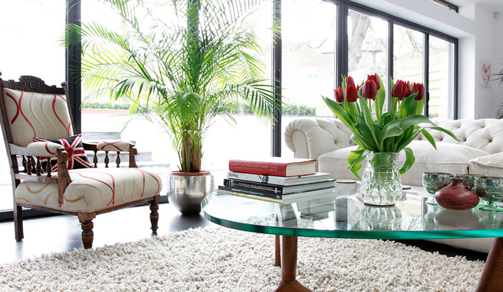 ideas faciles y baratas para decorar con flores