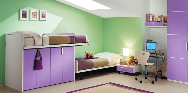 ideas para pintar la habitación de los ninos