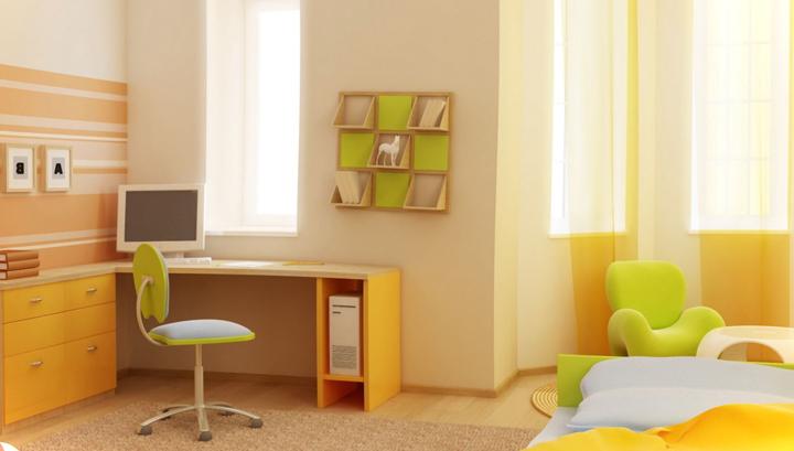 Ideas para pintar la habitaci n de los ni os - Se puede dormir despues de pintar una habitacion ...