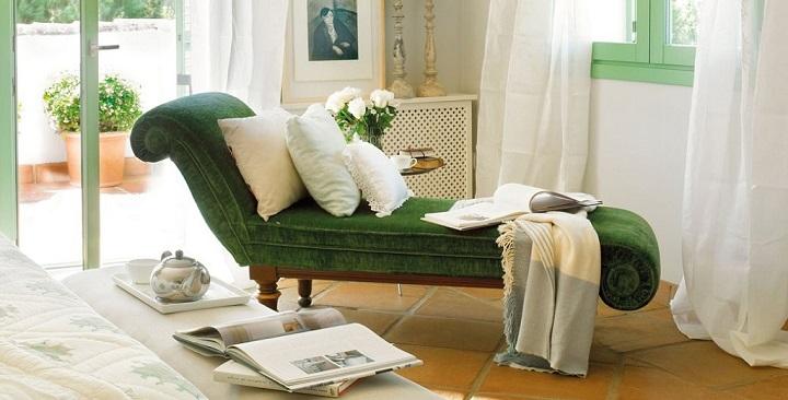 Dormitorio verde foto1