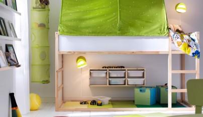 Dormitorio verde16
