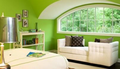 Dormitorio verde17