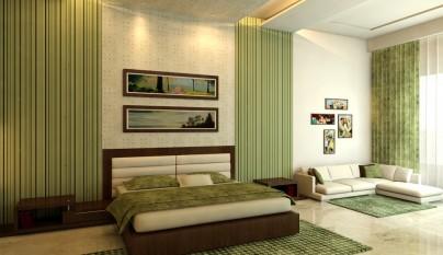 Dormitorio verde21