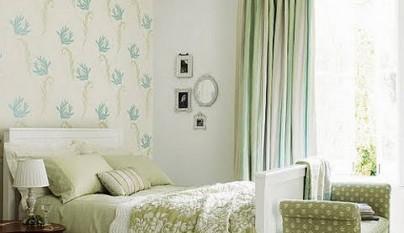 Dormitorio verde24