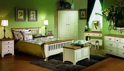 Dormitorio verde28