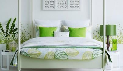 Dormitorio verde29