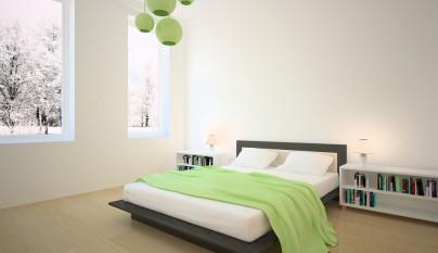 Dormitorio verde30