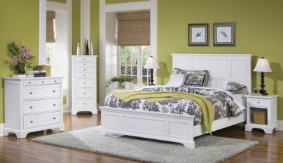 Dormitorio verde36