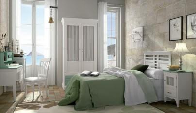 Dormitorio verde38