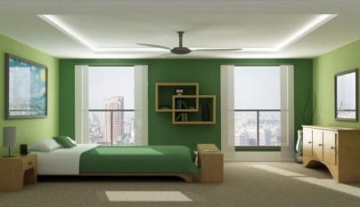 Dormitorio verde5