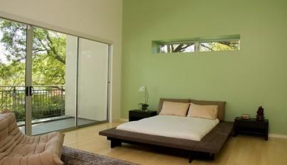 Dormitorio verde6